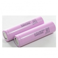 2pcs Samsung ICR18650-26H 2600mah 3.7V Rechargeable Li-ion Battery