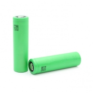 2pcs Sony US18650 VTC3 30A 1500mah Rechargeable Li-Ion Batteries