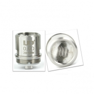 4PCS Youde UD Clapton OCC 0.6ohm Replacement Coil Heads for Zephyrus V1& V2 Tank