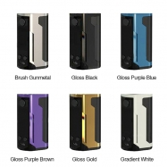 Wismec Reuleaux RX Gen 3 Dual mod powered by dual 18650 cells