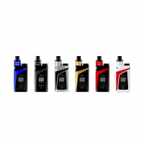 Smok Skyhook RDTA Box Mod Kit 220w with 9ml Big Capacity Powered by Dual 18650 Batteries