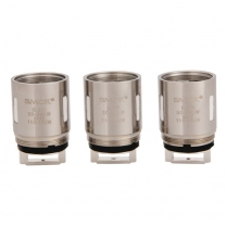3PCS Smok TFV8 V8-T6(6.0T) Patented Sextuple Coil 0.2ohm Coil Head