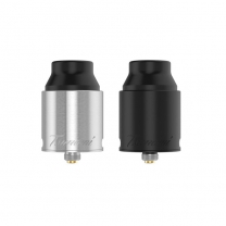 Geekvape Tsunami Pro RDA with 25mm Diameter Support Single or Dual Coil Build