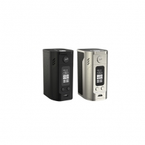 Wismec Reuleaux RX300 TC 300W Box Mod Powered by Four 18650 Batteries