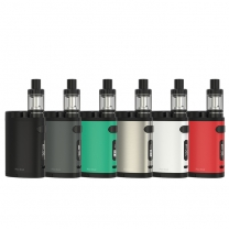 Eleaf Pico Dual with Melo III Mini Starter Kit Powered by Dual 18650 Batteries