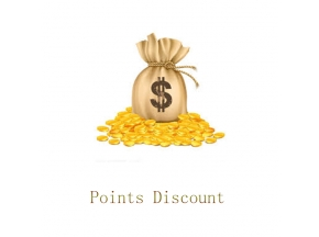 Earn Points to Get Points Discount