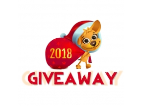 2018 New Year Giveaway