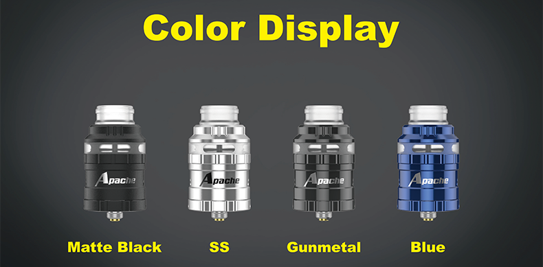 Apache RDA Colors
