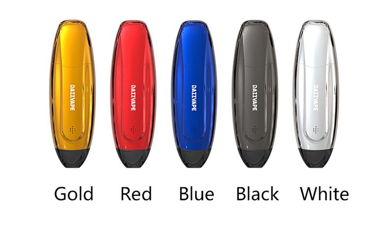 Dazzvape Boto 515 Dab Pen Kit Colors