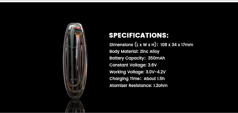 Boto Dab Pen Kit Specification
