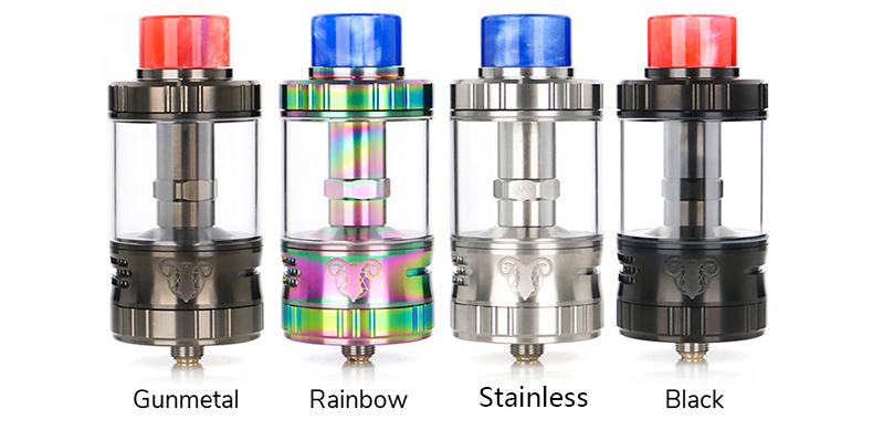 G-TASTE Aries 30 RTA Colors