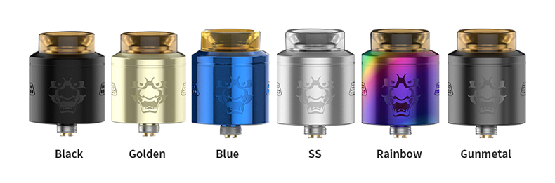 GeekVape Tengu RDA Colors