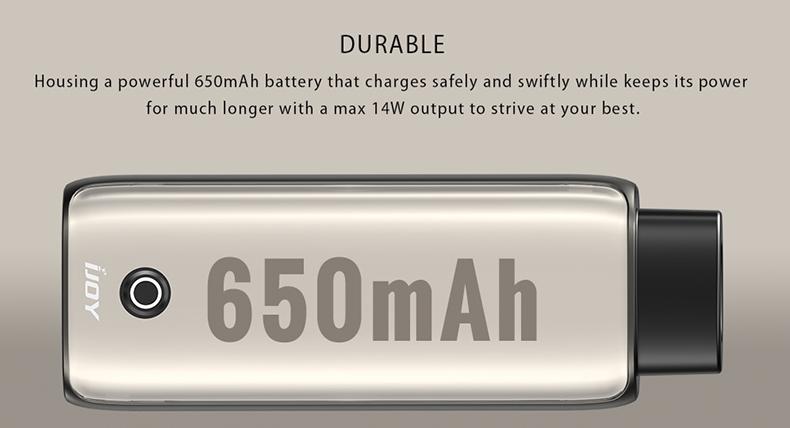 Neptune Pod Starter Kit Battery