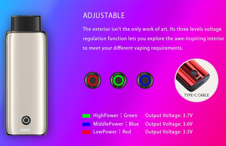 Neptune Pod Starter Kit Voltage