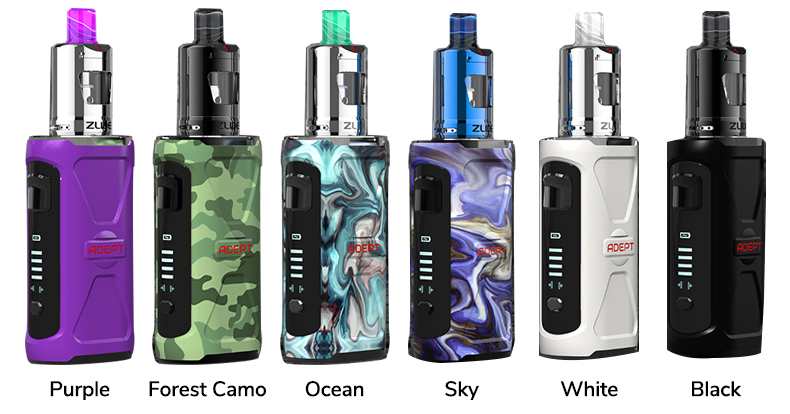 Innokin Adept Zlide Kit Colors