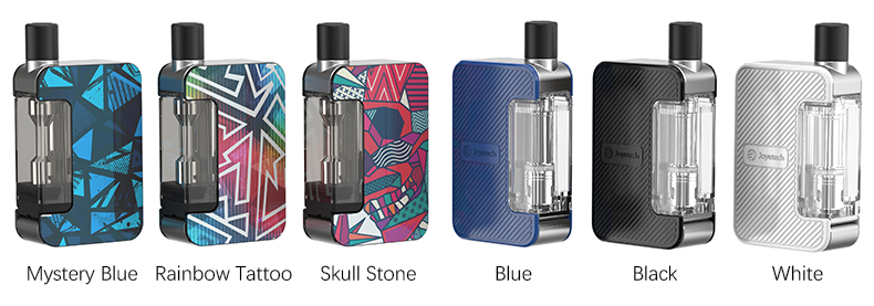 Joyetech Exceed Grip Kit Colors