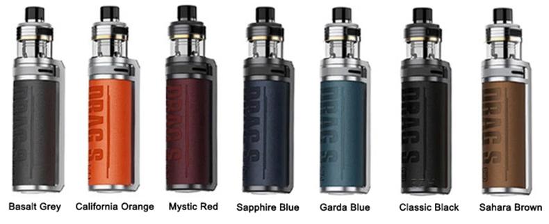 VOOPOO Drag S Pro Kit Full Colors