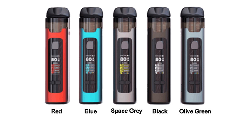 Advken Orcas MX Cube Kit Full Colors