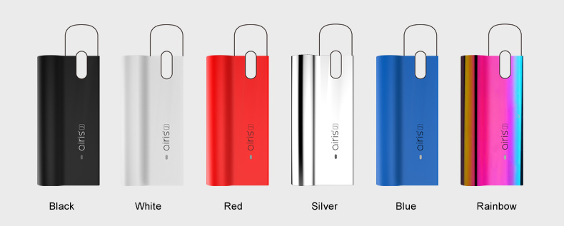 Airis J Vaporizer Colors