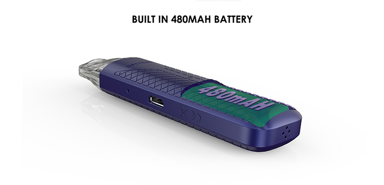 Artery MT4 MTL Pod Kit Battery