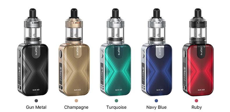 Aspire Rover 2 Mod Kit Full Colors