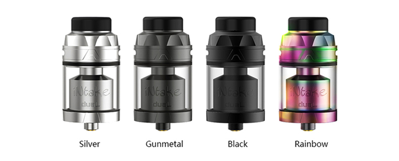 Augvape Intake Dual RTA Full Colors