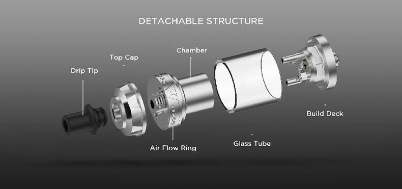Intake MTL RTA Structure