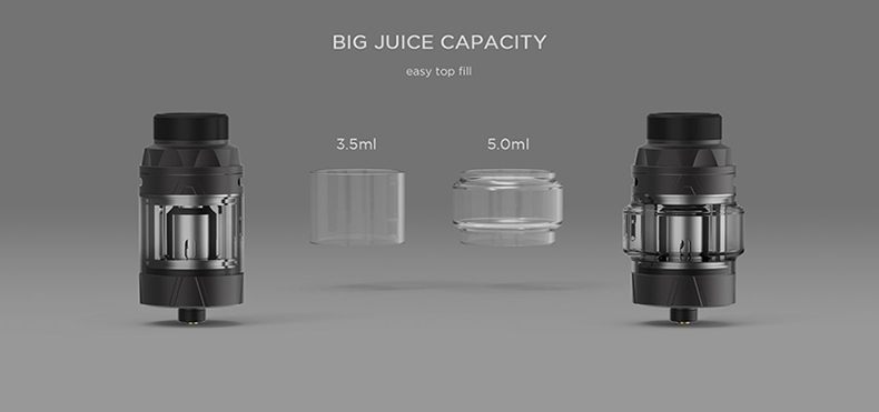 Juice Capacity