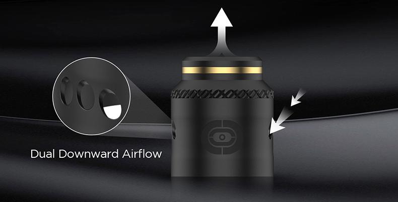 Occula RDA Airflow
