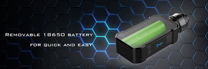 Curdo Hally Kit Battery