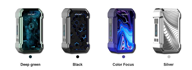 Curdo Hally Battery Colors