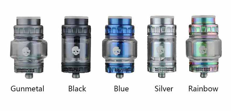 DOVPO Blotto Mini RTA Full Colors