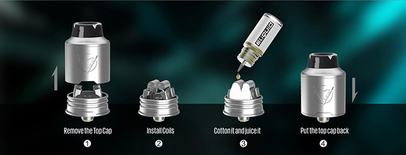 DOVPO Topside Lite Mod Kit Filling