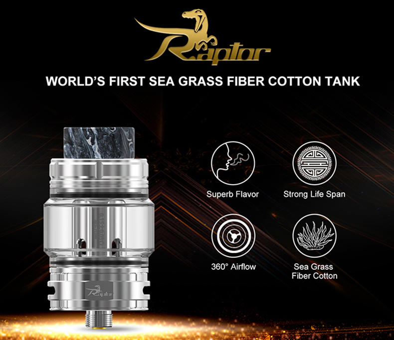 Raptor Tank Atomizer Introduction