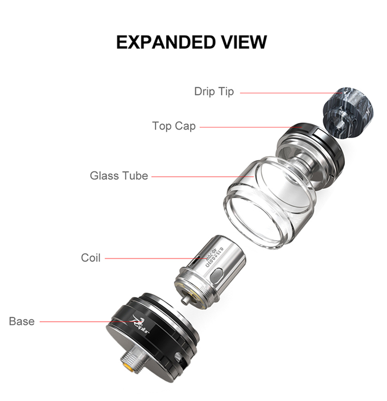 Raptor Tank Atomizer Overview