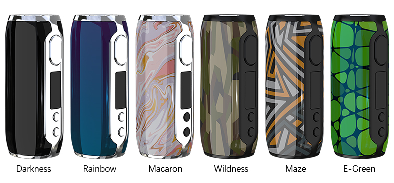 Eleaf iStick Rim Mod Colors
