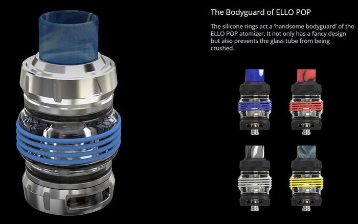 Eleaf iStick Mix Kit Feature6