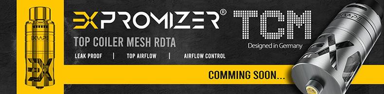 Expromizer TCM RDTA Features