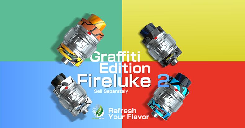 Freemax Fireluke 2 Tank Graffiti Edition