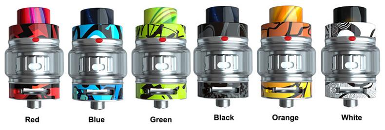 Freemax Fireluke 2 Tank Graffiti Edition Colors