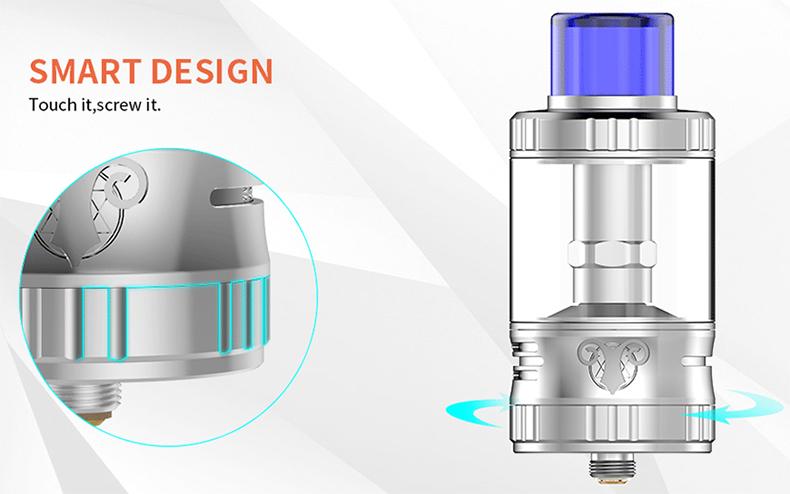 G-TASTE Aries 30 RTA Smart Design