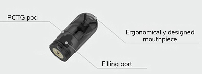 Mimo Replacement Pod Cartridge Components