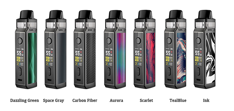 VOOPOO VINCI X Pod Starter Kit Colors