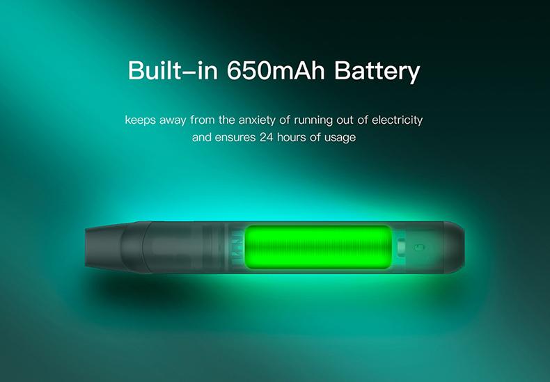 Hcigar E Pod Kit Battery