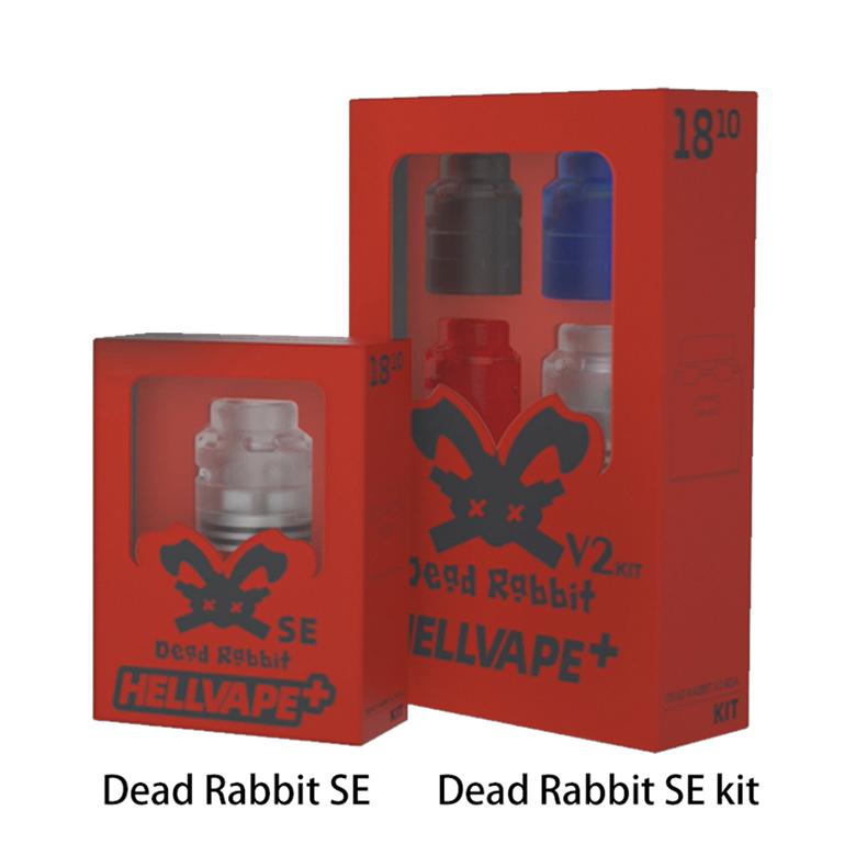 Hellvape Dead Rabbit SE RDA Package