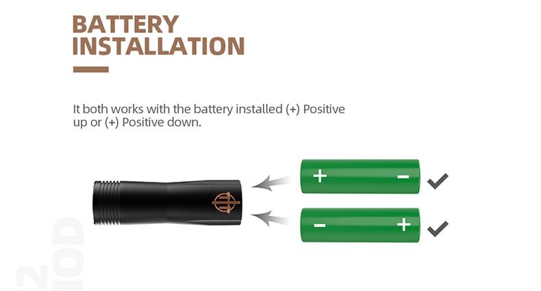 Hellvape Trishul V2 Mech Vape Mod Battery Installation