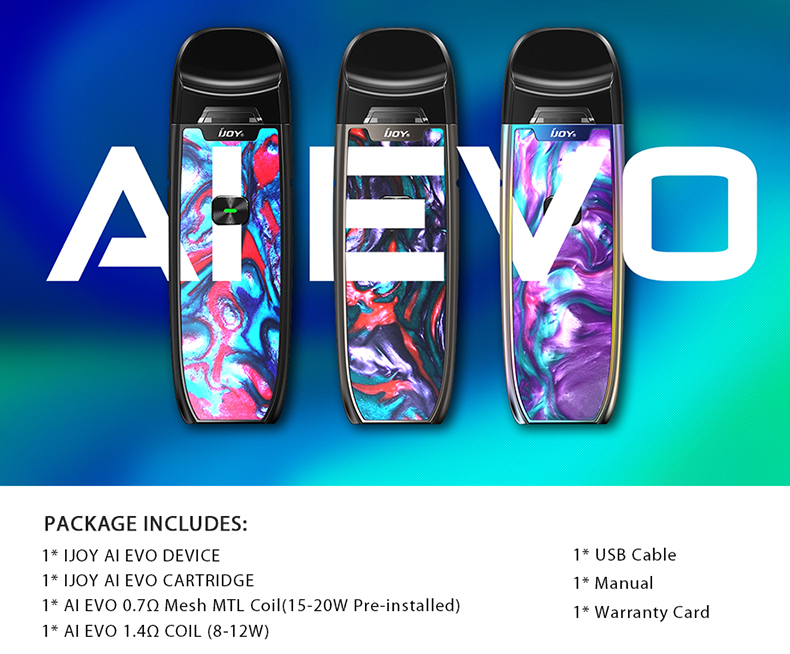 AI EVO Kit Package