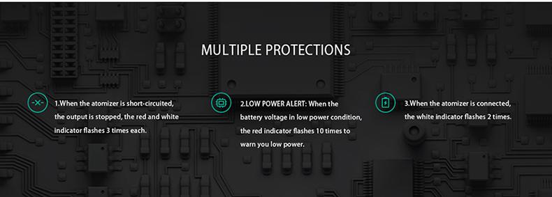 AI EVO Pod Starter Kit Protection