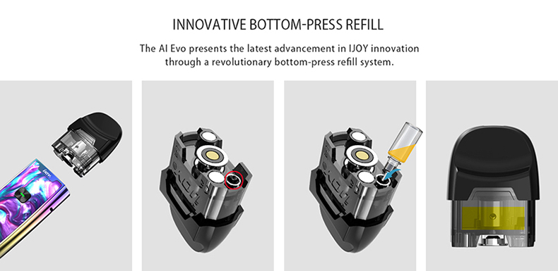 AI EVO Pod Starter Kit Refill