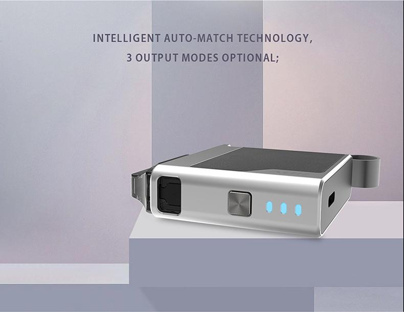 IJOY Aria Kit 3 Modes